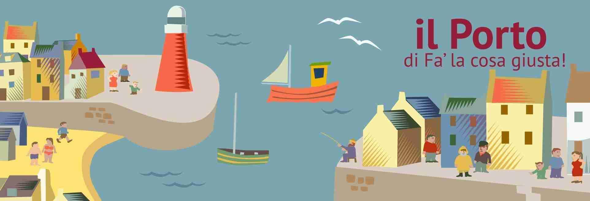 I volti e i prodotti del mare arrivano in fiera, con il Porto di Fa' la cosa giusta!